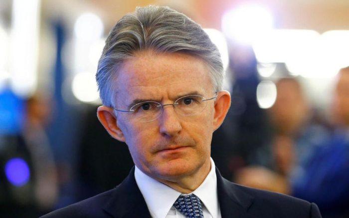 Démission du PDG du groupe bancaire HSBC