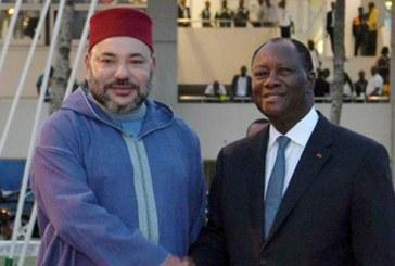 SM le Roi félicite le Président ivoirien à l'occasion de la fête nationale de son pays