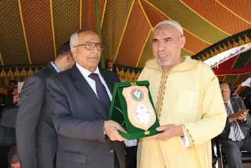 Meeting à Larache en commémoration du 441-ème anniversaire de la bataille de Oued Al Makhazine