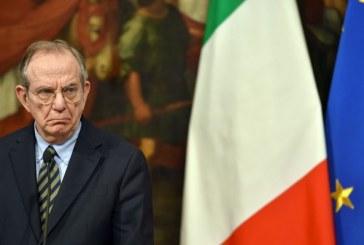 L'Italie redoute une crise économique suite à l'éclatement de la coalition au pouvoir
