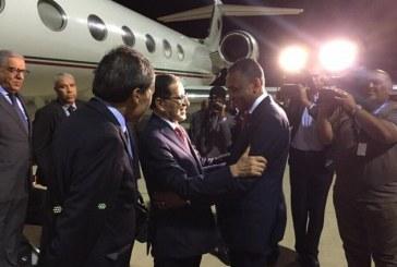 Investiture du nouveau Président mauritanien en présence de El Otmani