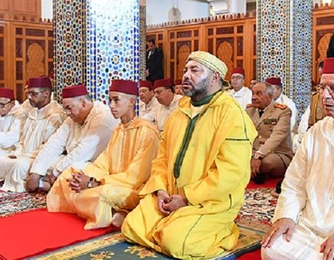 SM_le_Roi_Mohammed-VI_Priere_du_Vendredi