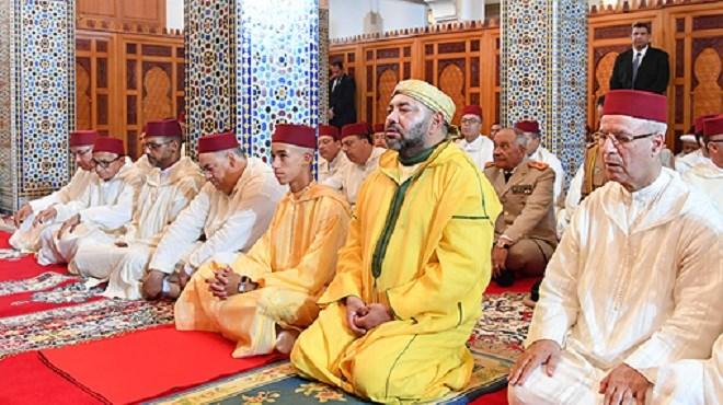 SM le Roi accomplira la prière de l'Aïd Al Adha à Tétouan