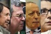 Clôture de l'enquête sur l'affaire de Saïd Bouteflika, des généraux Toufik et Tartag et de Louisa Hanoune