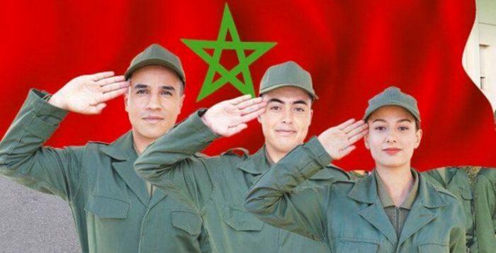 Service-militaire-Maroc