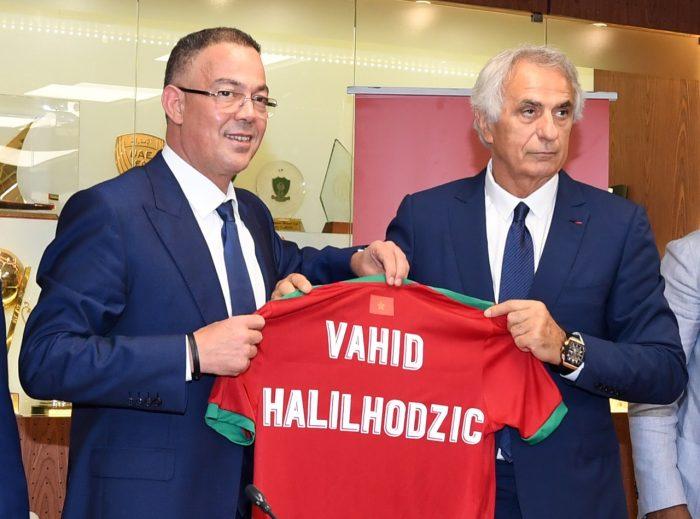 Halilhodzic sélectionneur national
