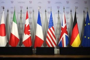 La France accueille à Biarritz le 45e sommet du G7