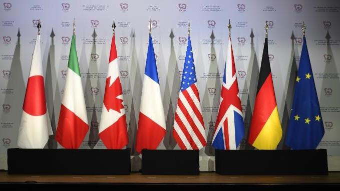 45e sommet du G7