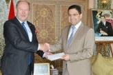 Maroc: L'Ambassadeur de la Finlande remet les copies figurées de ses lettres de créance