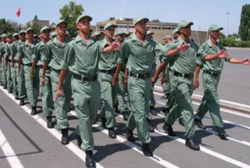 Service militaire : L'opération de sélection débutera le lundi 19 août