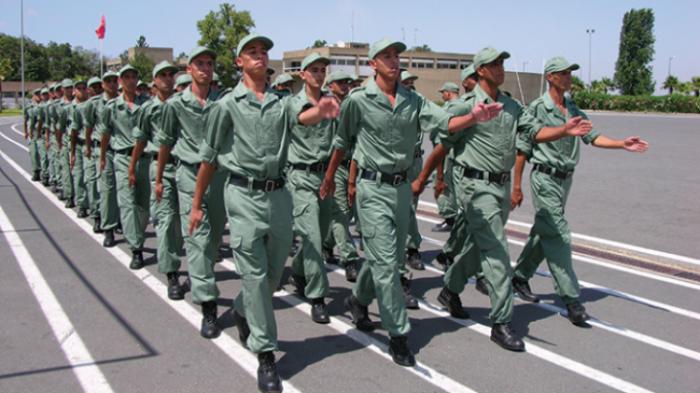 FAR- service militaire