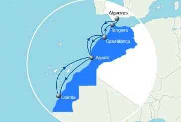 CMA CGM renforce son service Morocco Shuttle avec le lancement d'une nouvelle escale au Port de Dakhla