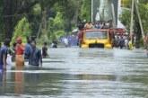 Inondations en Inde : Le bilan des victimes grimpe à 64 morts