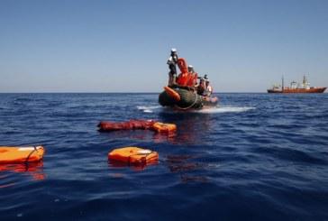 La Marine Royale porte secours à 247 candidats à la migration irrégulière