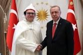 L'ambassadeur du Maroc en Turquie remet ses lettres de créance au président Erdogan