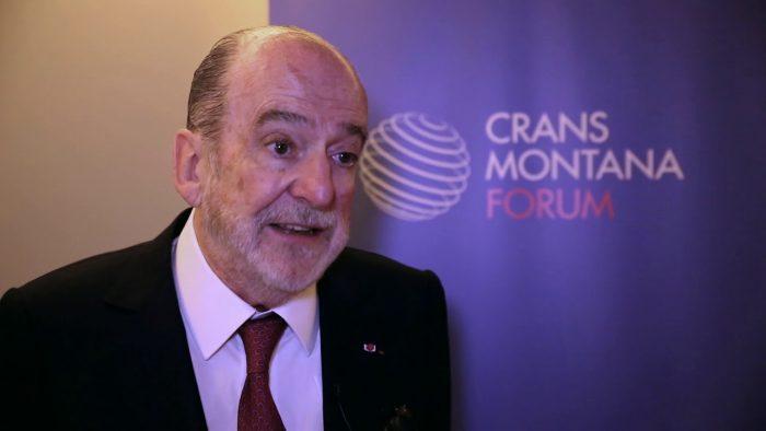 """Fondateur du Forum Crans Montana : SM le Roi offre au Maroc un nouveau """"deal social et politique véritablement révolutionnaire"""""""