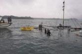 Au moins 25 morts dans le naufrage de trois bateaux dans le centre des Philippines
