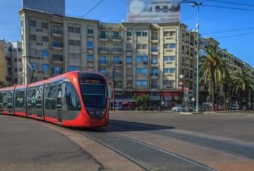 Tramway Casablanca: reprise du trafic normal sur la ligne 2 lundi prochain
