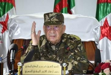 """Algérie: l'armée appelle à """"accélérer"""" l'organisation de la présidentielle"""