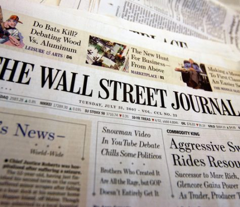 wall street journal- WSJ