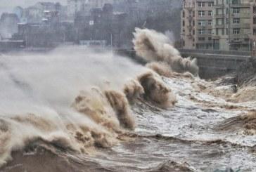 Chine: Le bilan du typhon Lekima passe à 49 morts et 21 disparus