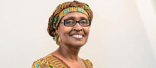 Winifred Karagwa Byanyima- ONUSIDA