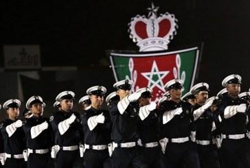 Inauguration d'une école de police à Laâyoune