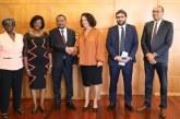 Akharbach s'entretient à Rabat avec une délégation de la HAAC du Bénin