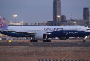 Boeing et China Airlines finalisent une commande de 2,1 milliards de dollars