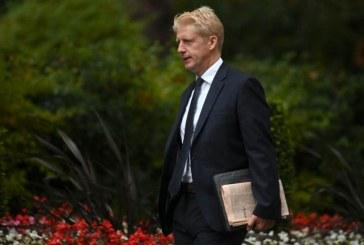 GB : le frère de Boris Johnson annonce sa démission du gouvernement