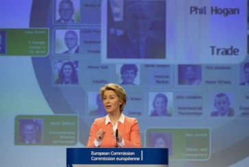 Commission européenne: Ursula von der Leyen dévoile sa nouvelle équipe