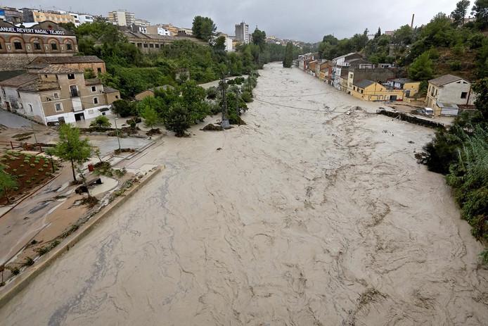 Espagne : Deux morts suite à des pluies torrentielles dans le sud-est