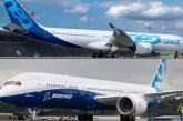 """L'UE exhorte les Etats-Unis à """"conclure un accord"""" dans le différend Airbus-Boeing"""