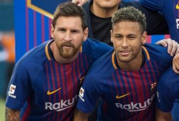 """FC Barcelone: Messi aurait été """"enchanté que Neymar revienne"""""""