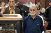 """Égypte : prison à vie pour le guide des """"Frères musulmans"""""""