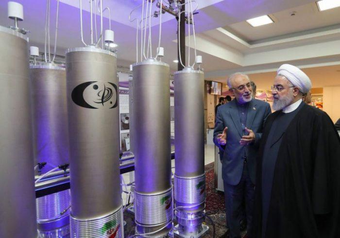 15 milliards USD pour sauver l'accord iranien: c'est non