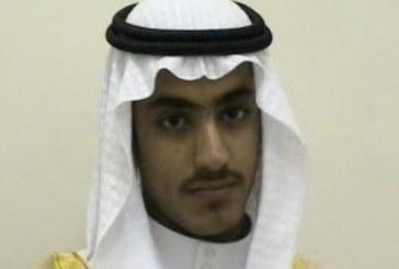 Donald Trump confirme la mort de Hamza Ben Laden