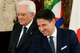 Italie: Prestation de serment du nouveau gouvernement de Guiseppe Conte