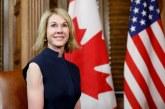 Kelly Craft, nouvelle ambassadrice américaine, présente ses lettres de créance à l'ONU