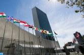 Ouverture de la 74è session de l'Assemblée générale de l'ONU