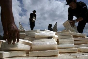 Le Guatemala devient un producteur de cocaïne, selon le gouvernement
