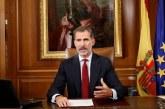 Le Roi Felipe VI d'Espagne ne propose aucun candidat à la présidence du gouvernement