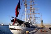 """Le navire colombien """"Gloria"""" fait escale à Casablanca"""