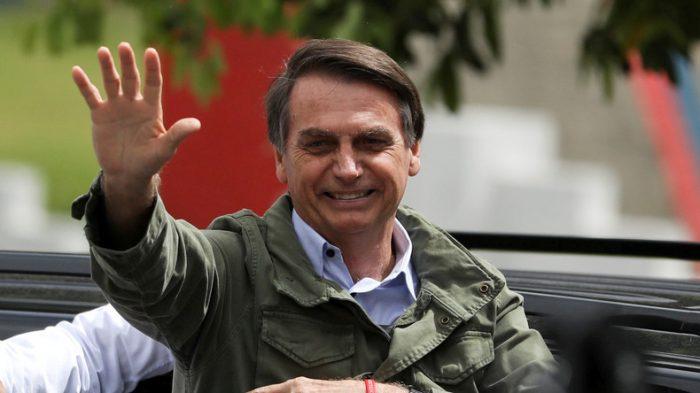 Le président brésilien