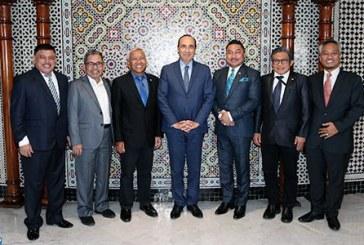 La coopération parlementaire maroco-indonésienne au menu d'entretiens à Rabat