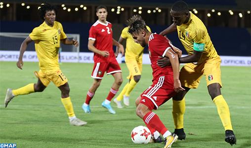 Eliminatoires de la CAN U23