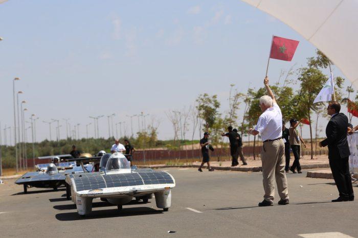 Moroccan Solar Race Challenge