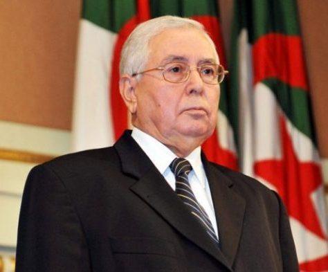 bensaleh président algérie