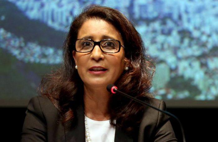 Nawal El Moutawakil