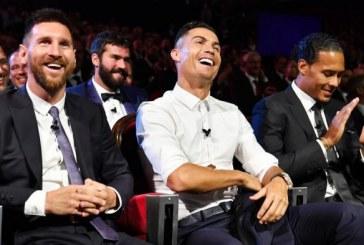 Prix Fifa The Best: Messi, Ronaldo et Van Dijk finalistes